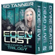 Eden Lost - The Complete Trilogy