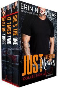 Just Everyday Heroes: Night Shift Boxed Set, books 1-3