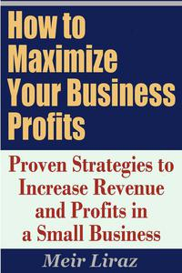 How to Maximize Your Business Profits: Proven Strategies to Increase Revenue and Profits in a Small Business