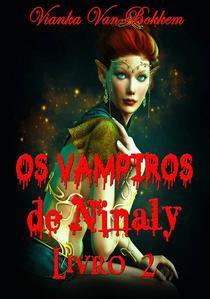 Os Vampiros De Ninaly - Livro 2
