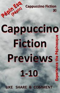 Cappuccino Fiction Previews 1-10