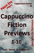 Cappuccino Fiction Previews 1-10