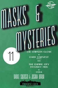 Masks & Mysteries #11