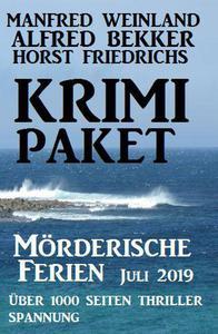 Krimi Paket Mörderische Ferien Juli 2019