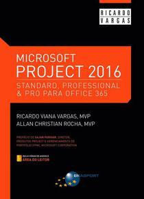 Microsoft Project 2016 – Standard, Professional & Pro para Office 365