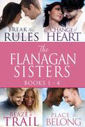 The Flanagan Sisters (Books 1-4)