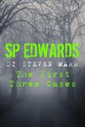DI Steven Marr: The First Three Cases (A Crime-Fiction Box Set)