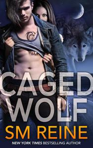 Caged Wolf