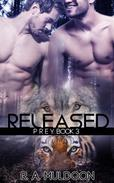 Prey: Released: M/M Paranormal Shifter Erotic Romance