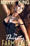 The Thirsty Farmhand (Young Teen Milked by Mysterious Spanish Heart-throb Lactation Erotica)