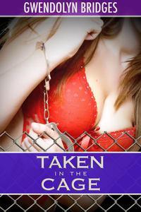 Taken in the Cage (BBW BDSM Erotic Romance)