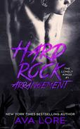 Hard Rock Arrangement (The Lonely Kings, #1) (New Adult Romance)