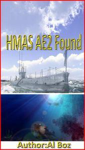 HMAS AE2 Found