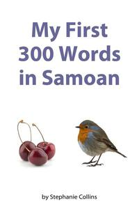My First 300 Words in Samoan
