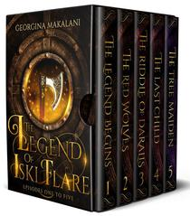 The Legend of Iski Flare: Episodes One to Five