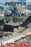 Prepper & Survival E-Zine 5