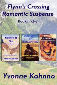 Flynn's Crossing Romantic Suspense Books 1-2-3