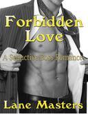 Forbidden Love:  A Seductive Boss Romance