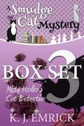 Misty Hollow Cat Detective Box Set 3