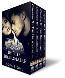 Captive By The Billionaire: Box Set (A BBW Erotic Romance