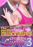 Her Billionaire's Creative Curve #3 (bbw Erotic Romance)