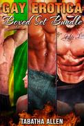 Gay Erotica Boxed Set Bundle