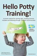 Hello Potty Training! Swedish Bestseller: Start Right, Follow Through. Urologist Recommended.