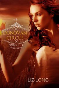 The Donovan Circus Series Boxed Set (Books 1-5)