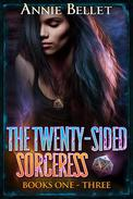 The Twenty-Sided Sorceress Series, Books 1-3