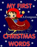 My First Christmas Words (Picture Book)