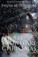 Holly and Snowflake Christmas
