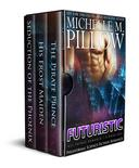 All Things Futuristic Romance: Paranormal Science Fiction Romance 3 Book Set