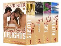 Risqué Girl Delights Boxed Set