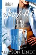 Your Ad Here Box Set (Books 1-4)