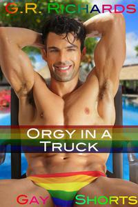 Orgy in a Truck