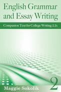 English Grammar and Essay Writing, Workbook 2