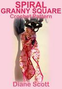 Spiral Granny Square: Crochet Pattern