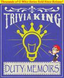 Duty: Memoirs of a Secretary at War - Trivia King!