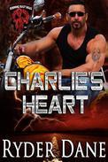 Charlie's Heart (Burning Bastards MC Book 3)