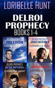 Delroi Prophecy Books 1-4