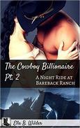 The Cowboy Billionaire Part II: A Night Ride at Bareback Ranch
