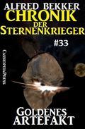 Goldenes Artefakt - Chronik der Sternenkrieger #33