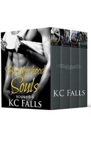 """Brotherhood of Souls"" Books 1-4"