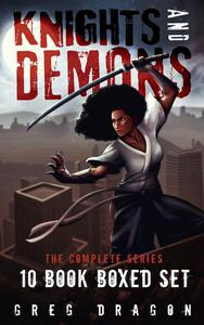 Knights and Demons Complete: 10-Book Boxed Set
