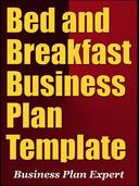 Bed and Breakfast Business Plan Template (Including 6 Free Bonuses)
