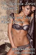 The Hedonia Series Vol. 2: 100 Hot and Sexy Adult Stories xxx