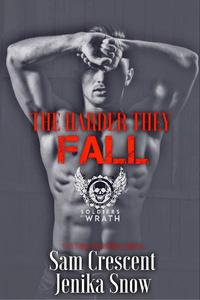 The Harder They Fall (The Soldiers of Wrath MC)