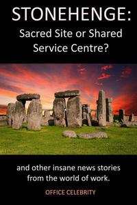 Stonehenge: Sacred Site or Shared Service Centre?