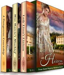 To Woo an Heiress Boxed Set