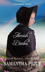 Amish Brides Boxed Set Five Books - Amish Romance